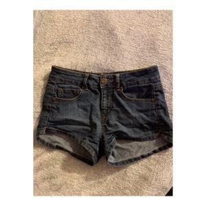 Size 3 Jean Shorts